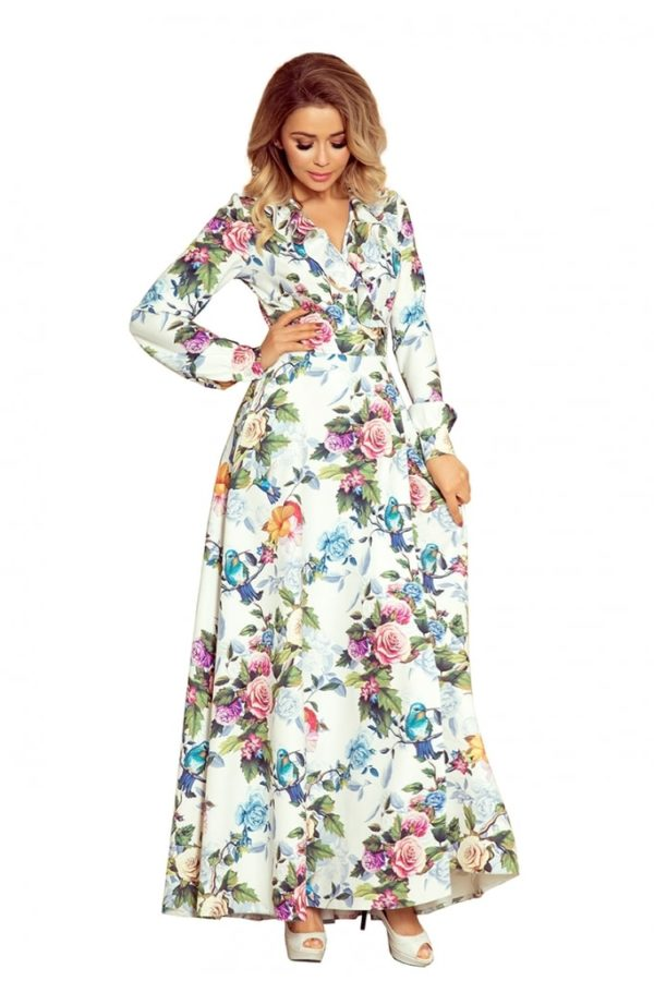 Dámské šaty 245-1 Numoco