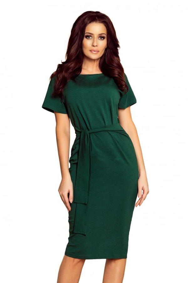 Dámské šaty 248-1 Numoco zelené