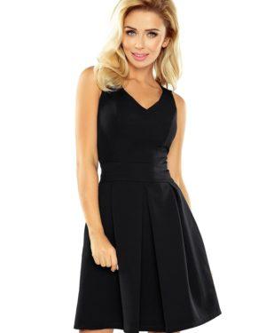 Dámské šaty 160-1 NUMOCO černé