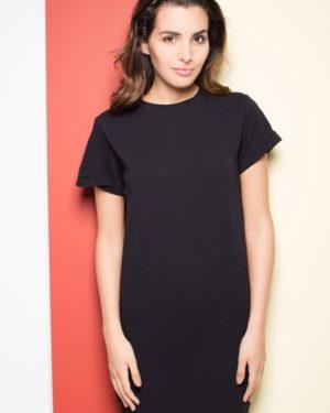 Dámské šaty KATRUS K349 černé