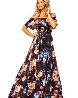 Dámské šaty 194-3 Numoco
