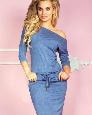 Dámské šaty NUMOCO 13-20 light jeans