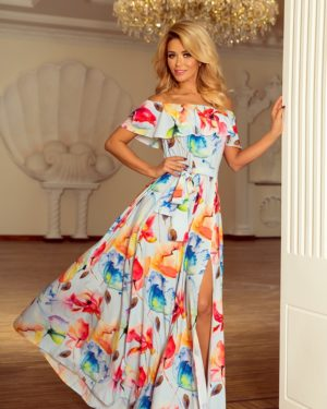 Dámské šaty 194-1 NUMOCO
