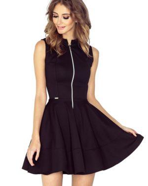 Dámské šaty NUMOCO 123-12 černé