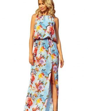 Dlouhé letní šaty 191-5 Numoco