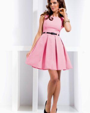 Dámské šaty 6-5 NUMOCO růžové