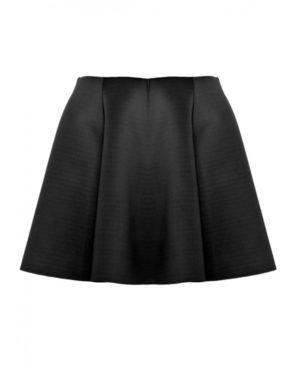 Dámská sukně KATRUS K268 černá