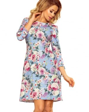 Dámské šaty 195-9 Numoco