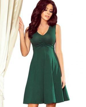 Dámské šaty 238-2 Numoco zelené