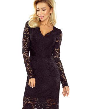 Dámské šaty 170-1 NUMOCO černé