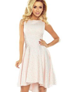 Dámské šaty NUMOCO 175-1 světle růžové