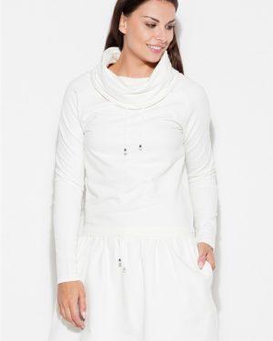 Dámské šaty KATRUS K260 ecru