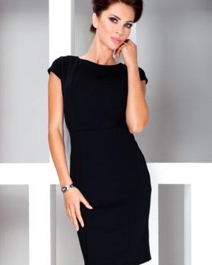 Dámské šaty 37-3 NUMOCO černé