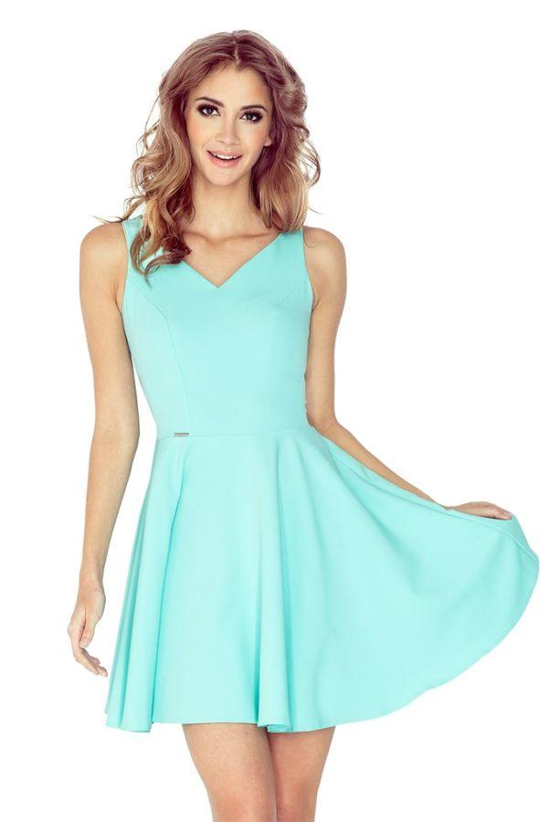 Dámské šaty 014-4 MORIMIA