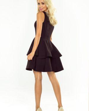 Dámské šaty 169-3 NUMOCO černé