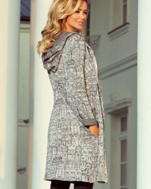 Dámský kabát 218-1 Numoco