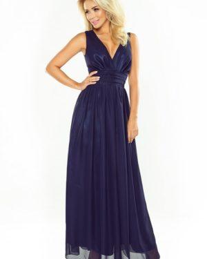 Dámské šaty NUMOCO 166-1 tmavě modré