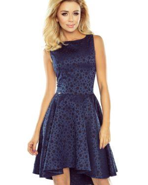 Dámské šaty NUMOCO 175-3 modré